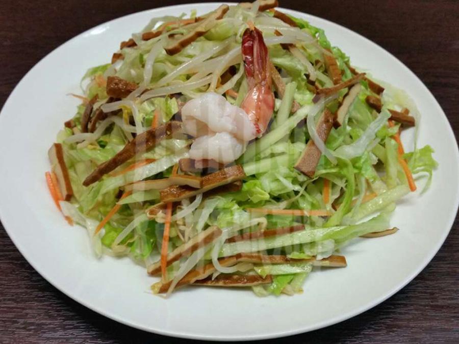 Κινέζικη σαλάτα