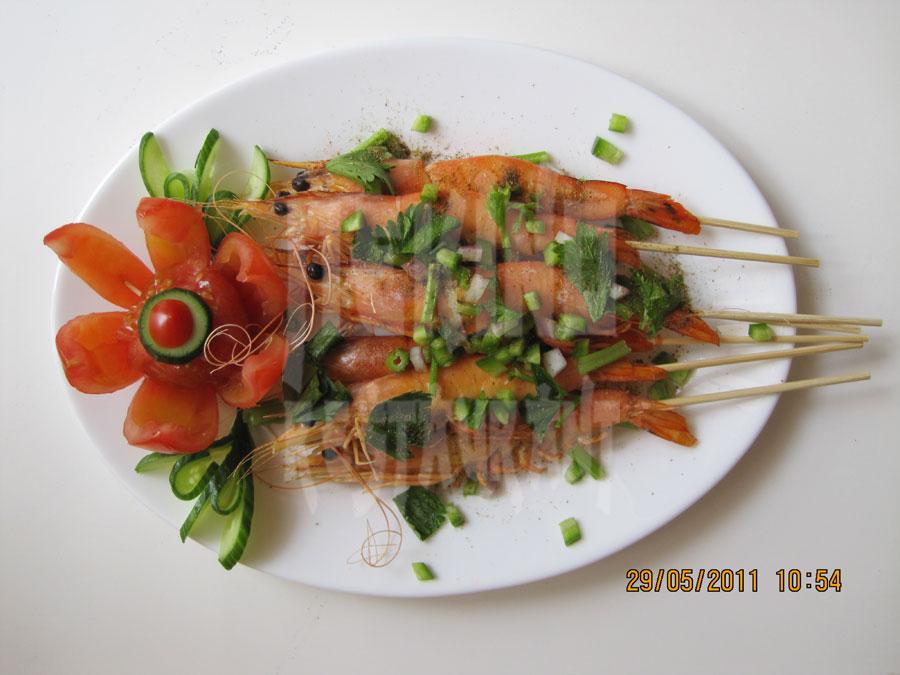 Γαρίδες Τζιάο Γιαν