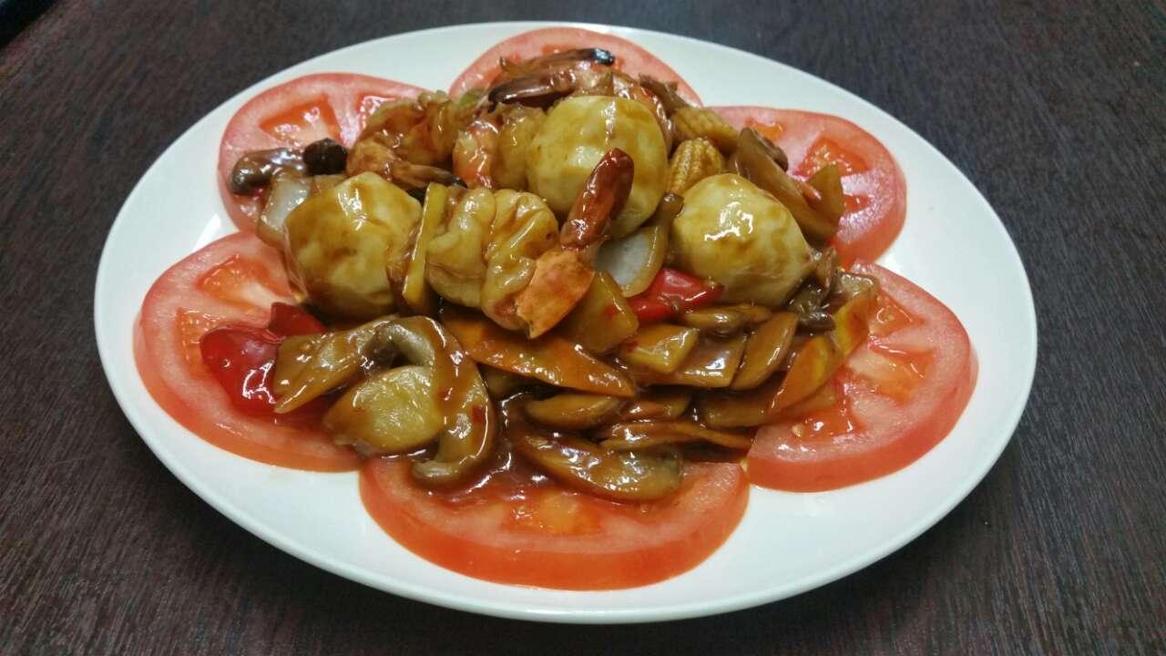 Γαρίδες Σαν Ντονγκ